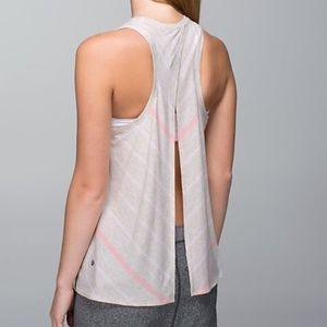 Lululemon | All Tied Up Open Back Tank Top | 10